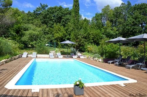 La Bergerie del Arte - piscine © Di Martino