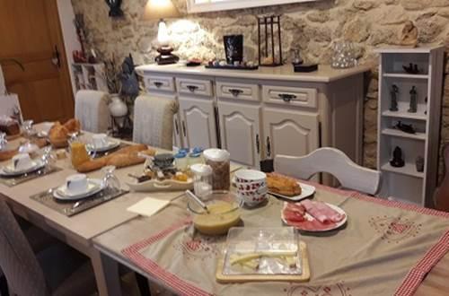 Les Mamours petit déjeuner ©