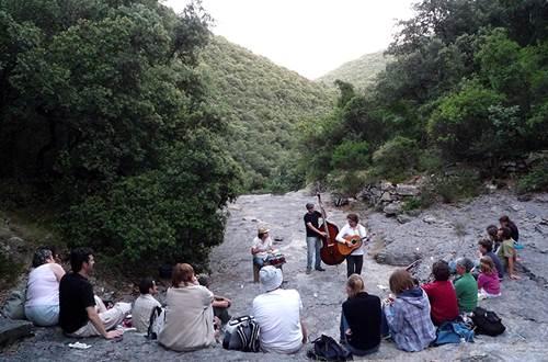 balade_concert_vallee_mialet_cevennes_gard ©