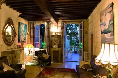 chambre-Villeneuve-lès-Avignon1 ©
