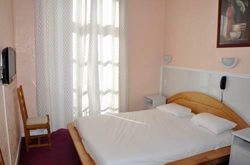 chambre rose CESAR HOTEL ©