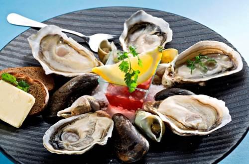 L'ANNEXE plateau de fruits de mer ©