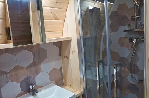 Salle de douche et WC ©