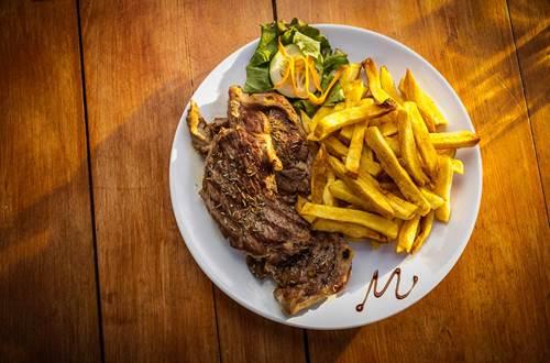Restaurant Le Mouretou ©