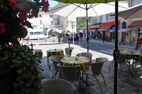 Restaurant Le Tranquilo - ANDUZE ©