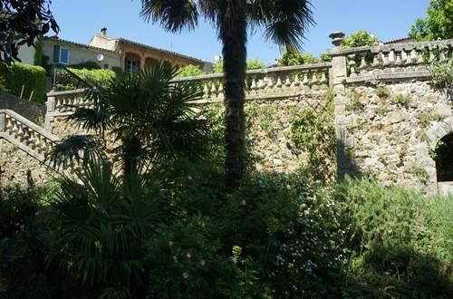 Galerie Toscane vue de la maison ©