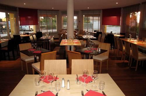 CLOSERAIE Restaurant de 70 places climatisé ©