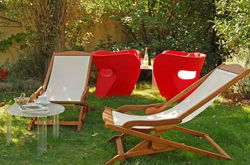 MAS THEOTIME salon de jardin © GOURBEYRE Monique