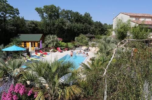 oasis de boisset piscine ©