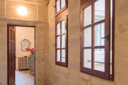 La grande bourgade - entrée appartement © DROUIN Gérald