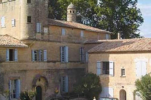 Château de Teillan - Porte Italienne ©