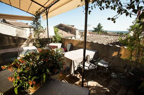 Hostellerie provençale © Sud de France Développement