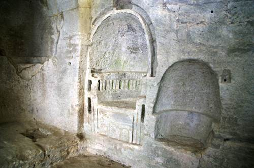 Abbaye Saint Roman ©