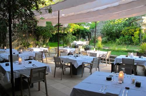 restaurant l'Artemise Uzès ©