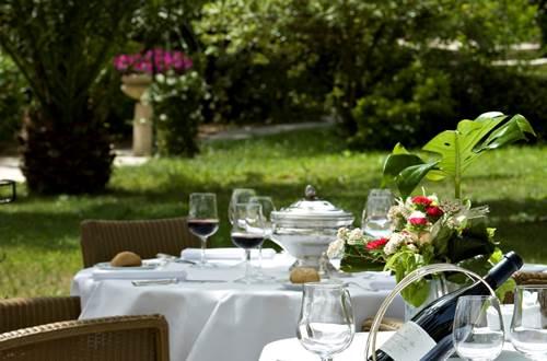 la Magnaneraie Restaurant ©