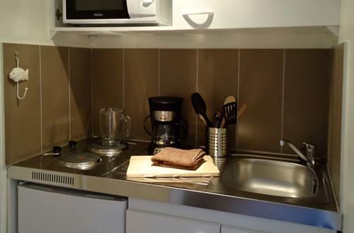 suite familiale kitchenette - Maison Pons © PONS Mathieu