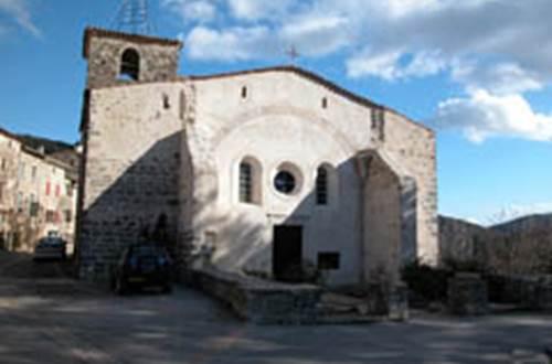 Mialet - Eglise St André ©