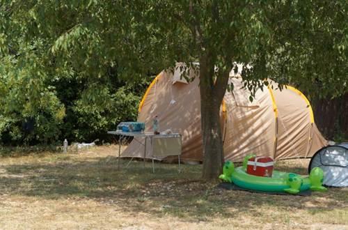 Camping à la Ferme le Mas de Linde ©