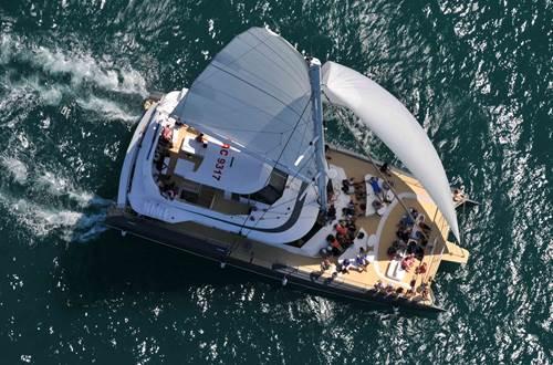 Catamaran Picardie ©