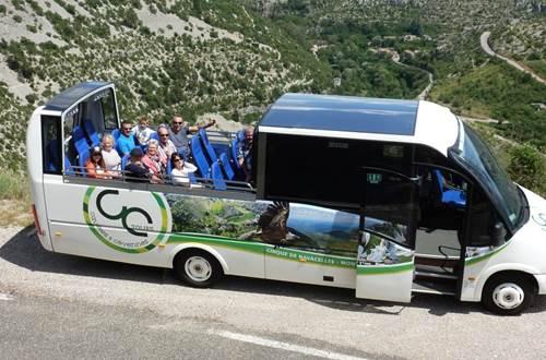Causses et Cévennes Tours 5 ©