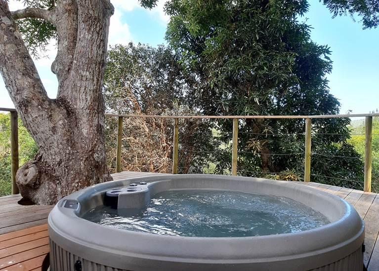 Lodge Terre de soleil - Bungalow Africain