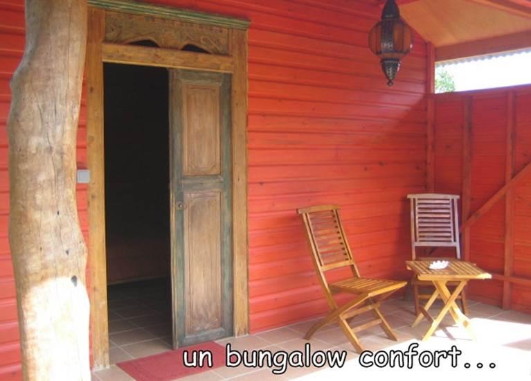 Bungalow confort 1 terrasse