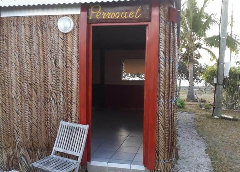 Chez Dydyce - Paillotte