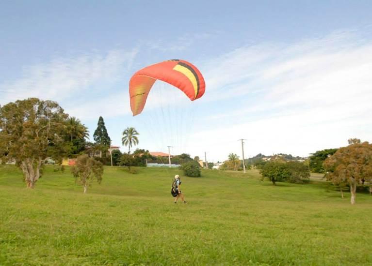 Paragliding nouméa