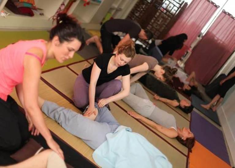 Biopulse Formation Massage