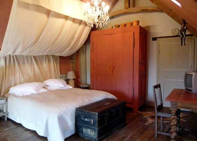 La Seigneurie - chambre 2