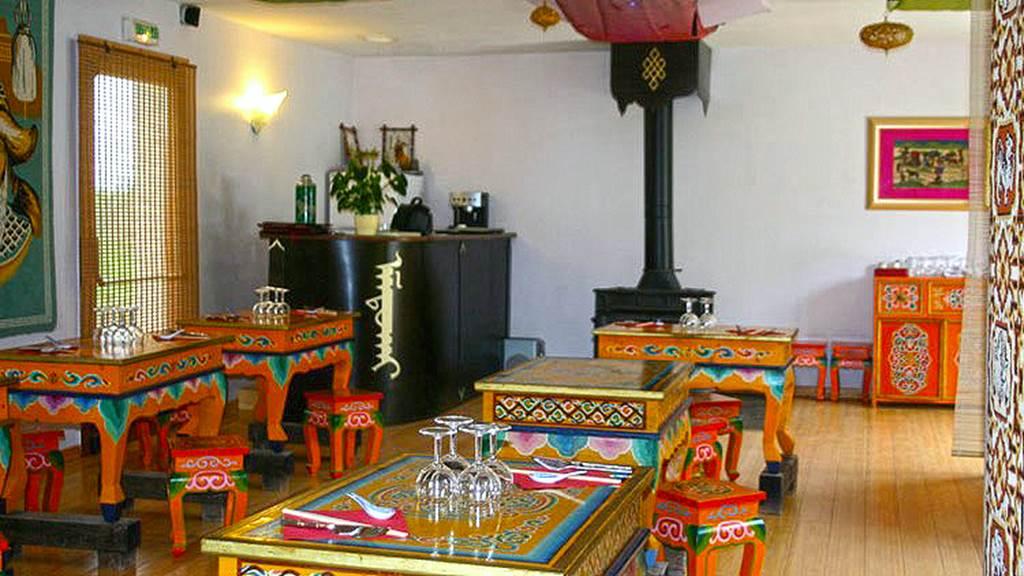 Restaurant mandukhaï
